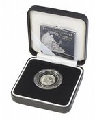 2007 Silver Proof Britannia 20P With Certificate